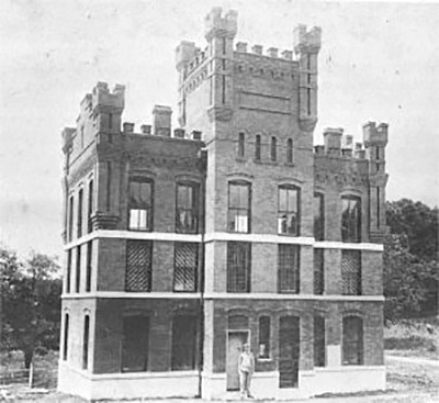 Old County Jail, Fort Payne