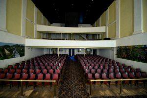 Inside Opera House photo by Matt Friel website www.abandonedarchives.com
