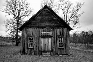 Council Bluff School photo by Matt Friel website abandonedarchives