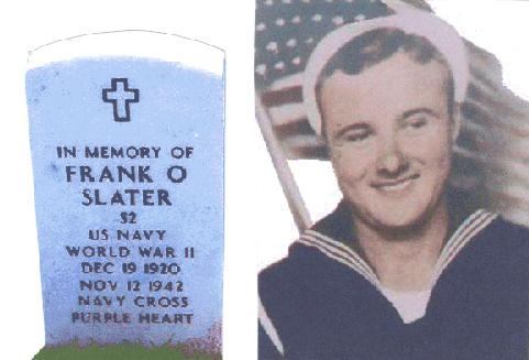 Frank Olga Slater